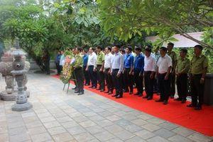 Tuần lễ tưởng niệm các Liệt sỹ hy sinh tại Hang Tám Cô