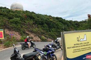 Đà Nẵng: Sau cấm xe máy tay ga, muốn lên Sơn Trà phải đeo thẻ