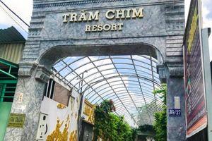 Bị cưỡng chế, chủ Resort Gia Trang - Tràm Chim kêu cứu lãnh đạo TP.HCM