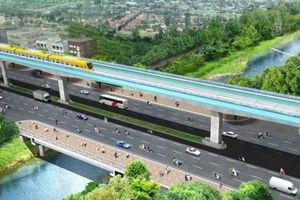 Dự án đường sắt Nhổn - ga Hà Nội còn vướng 1% mặt bằng