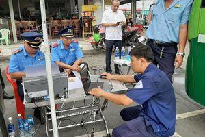 TP.HCM: Ngày đầu kiểm tra khí thải ô tô, không phát hiện vi phạm