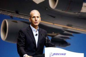 CEO Boeing chấp nhận giảm lương sau bê bối tai nạn chết người
