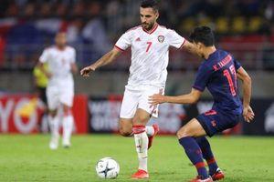 ĐT UAE công bố danh sách đấu Việt Nam: Mất ba trụ cột quan trọng!