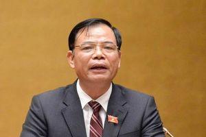 Bộ trưởng Bộ NN&PTNT kỳ vọng hợp tác công tư giúp thu hút doanh nghiệp đầu tư vào nông nghiệp