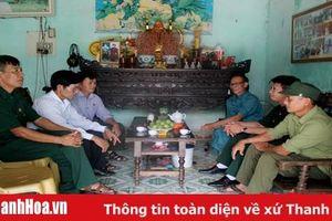 Tặng Bằng khen của Chủ tịch UBND tỉnh cho các tập thể, cá nhân thuộc Hội Cựu chiến binh tỉnh