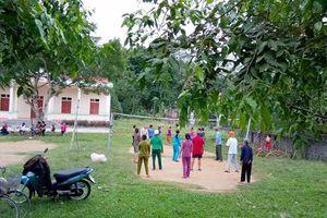 Thanh Hóa: Sử dụng hiệu quả nhà văn hóa sau sáp nhập thôn, bản, tổ dân phố