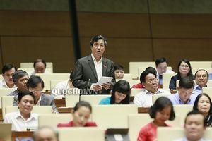 Chất vấn Bộ trưởng Nguyễn Xuân cường việc Thực hiện Chương trình Quốc gia về xây dựng nông thôn mới