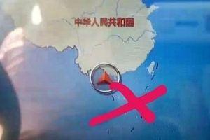 Phát hiện 7 xe ô tô xuất xứ Trung Quốc có bản đồ 'đường lưỡi bò'