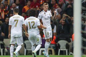 Real Madrid - Galatasaray: Khúc cua quyết định