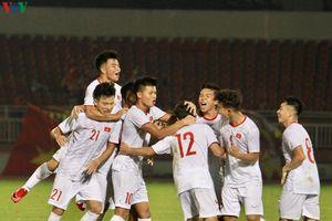 U19 Việt Nam ra quân thắng lợi ở Vòng loại U19 châu Á 2020