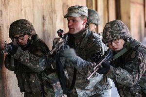 Hàn Quốc sẽ giảm số lượng binh sỹ trong quân đội