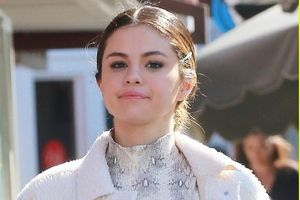 Selena Gomez ngày càng tròn trịa và xinh đẹp