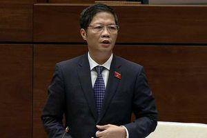 Bộ trưởng Công thương Trần Tuấn Anh trả lời chất vấn