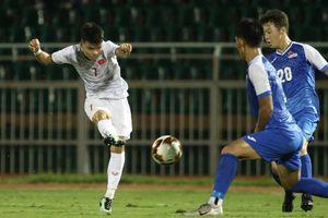 Trực tiếp U19 Việt Nam vs U19 Mông Cổ vòng loại U19 châu Á 2020