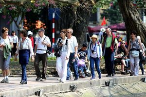 Hà Nội tiếp nhận lượng khách lớn từ Bắc Mỹ nhờ chiến dịch quảng bá trên CNN