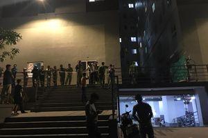Nam thanh niên rơi từ tầng 21 chung cư Đạt Gia ở Sài Gòn tử vong, bỏ lại thư tuyệt mệnh