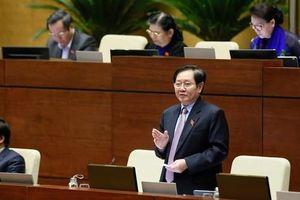Chất vấn Bộ trưởng Lê Vĩnh Tân: 5 năm chưa giảm được viên chức nào