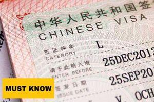 Tất tần tật những lưu ý về xin visa Trung Quốc dành cho những ai chuẩn bị đến đất nước tỷ dân
