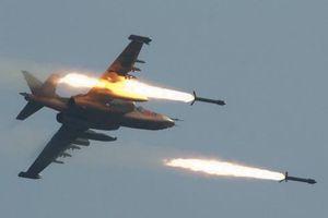 Không quân Nga - Syria phối hợp 'giáng búa tạ' xuống phiến quân khủng bố