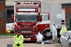 Bộ trưởng Bộ Công an Tô Lâm: Việc công bố danh tính 39 người chết trong container còn phụ thuộc vào phía Anh