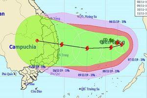 Nguyên nhân khiến bão số 6 có đường đi dị thường
