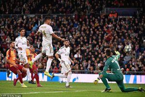 Đại thắng Galatasaray 6-0, Real Madrid cầm chắc tấm vé đi tiếp