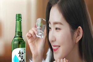 Hàn Quốc cấm in ảnh người nổi tiếng trên bao bì đồ uống có cồn
