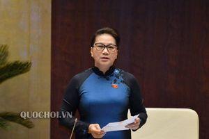 Chủ tịch Quốc hội khen phần trả lời của bộ trưởng Công Thương