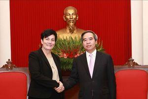 IFC sẽ tiếp tục hỗ trợ Việt Nam hoàn thiện hệ thống cơ sở hạ tầng tài chính