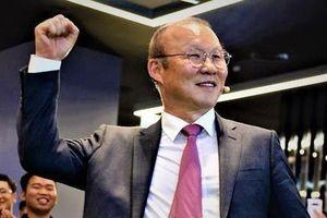 'HLV Park còn khả năng để tiếp tục nâng tầm bóng đá Việt Nam'