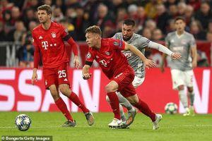 Vòng bảng Champions League 2018/29: Real và Bayern ghi danh vào vòng knock-out