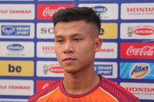 Tuyển thủ U22 Việt Nam chỉ ra điểm yếu của đội trước thềm SEA Games 30