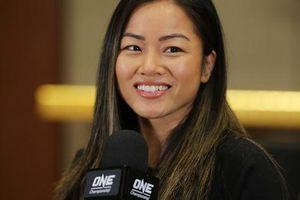 Bi Nguyễn: 'Tôi muốn trở thành nữ võ sĩ Việt Nam đầu tiên vô địch ONE Championship'