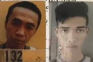 2 can phạm trốn khỏi trại tam giam Đồng Xoài có hồ sơ 'số má' thế nào?