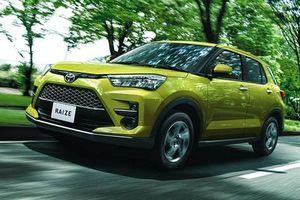 SUV Toyota Raize mới bán ra chỉ từ 359 triệu đồng