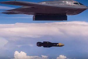 Mỹ nâng cấp siêu bom đáp trả hoạt động làm giàu uranium của Iran