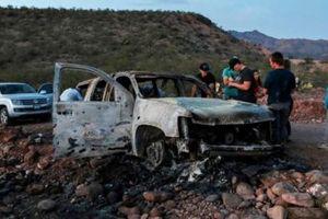 Cậu bé 13 tuổi cứu sống 6 em trai trong vụ xả súng ở Mexico