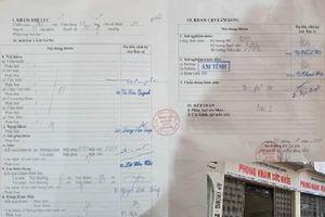 Điều tra, xử lý việc cấp giấy khám sức khỏe không cần thăm khám