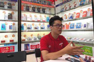 Thị trường di động Việt: Sony, Huawei mất dạng, Samsung, Oppo bỏ xa Apple