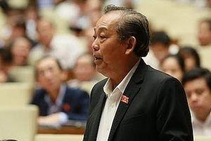 Phó Thủ tướng Trương Hòa Bình: Vẫn còn sai phạm trong tuyển dụng, bổ nhiệm