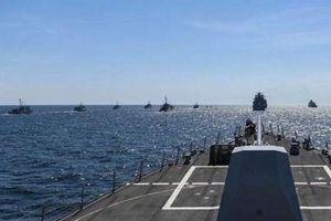NATO tổ chức tập trận mật danh 'Iron Golf II' tại khu vực Baltic