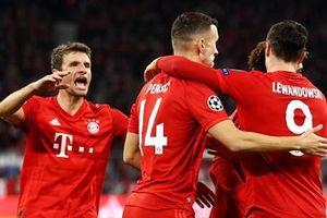 Champions League: Xác định 3 đội bóng sớm vào vòng knock-out