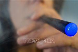 10 triệu người dân Trung Quốc hút thuốc lá điện tử