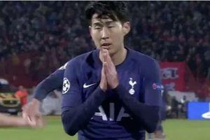 Nổ súng tại Champions League, Son Heung-min gửi thông điệp ý nghĩa đến Gomes