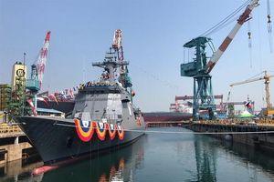 Khinh hạm HDF-2600 thứ hai của Hải quân Philippines sắp hoàn thiện