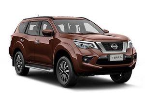Nissan Terra giảm 200 triệu tại Việt Nam, cạnh tranh Toyota Fortuner
