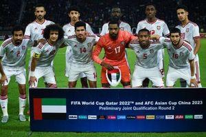 Sợ lộ bài, tuyển UAE đóng quân ở Thái Lan trước trận gặp Việt Nam