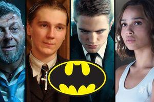 Dàn diễn viên siêu khủng có giúp The Batman thành công?