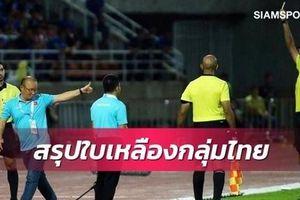 Báo Thái nói về việc Quang Hải và HLV Park có nguy cơ vắng mặt ở trận đấu ngày 19/11