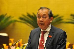 Phó Thủ tướng Trương Hòa Bình: Cải tiến bộ máy, tinh giảm biên chế chưa bao giờ là dễ dàng!